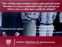 Despagubiri maxime ptr. victimele accidentelor rutiere