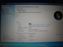 Procesor laptop intel core i7 2620m 3.4 Ghz 35W