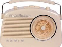 Radio portabil Madison MAD-VR60 cu bluetooh si AUX