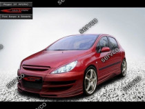 Bara fata Peugeot 307 Inferno Phase 1 2001-2005 v1