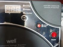 Stabilizator de tensiune svr 500Va