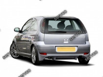 Prelungire splitter bara spate Opel Corsa C 2003-2006 v6