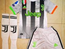 Compleu Echipament FOTBAL copii Juventus Dybala model 2020