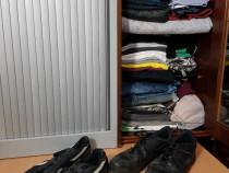 Sac plin cu haine