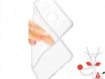 Carcasa silicon OPPO R9S Plus, husa protectie capac spate te