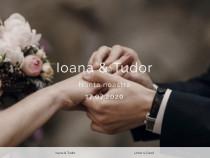 Pagina web de nunta