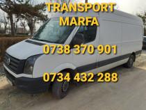 Transport Marfa, Mobila cu duba 3.5 t