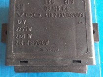 Calculator lumini opel astra g