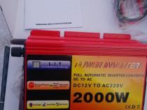 Invertor 12V/2000W