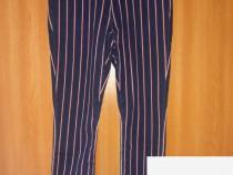 Pantaloni Tommy Hilfiger, dungi, tip blug
