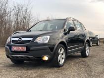 Opel Antara, 4X4, 2008, 2.0 diesel, piele, Posibilitate = RA
