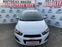 Chevrolet Aveo-2012-EURO 5-AUTOMATA-Posibilitate RATE-