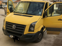 Vw crafter 8+1