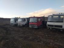 Dezmembrez Camioane Basculabile de 7,5 t