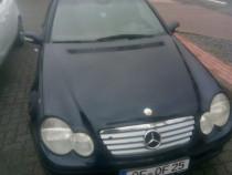 Mercedes Benz C180 CL203 2002