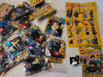 Lego minifigurine seria 12 completa 71007 originale noi