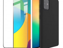 Samsung A51 A71 - Folie Sticla Securizata Curbata 6D / 11D