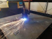 Debitare oțel cu plasmă