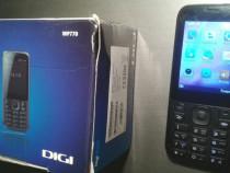Telefon 3G Digi mobil ZTE 770 dual sim sd card camera NET