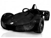 Masinuta electrica pentru copii RAZER GT 48V 1000W #Negru