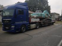 Transport cu trailer