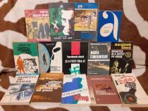 Haralamb Zinca carti politiste (14 vol)