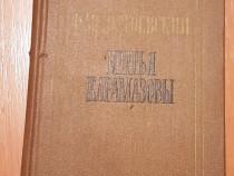Fratii Karamazov de F. M. Dostoievski. In limba rusa