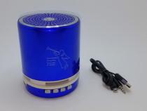 Subwoofer Portabil ANGEL T-2309A BT/ USB (albastru)