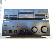 Pioneer A-602 Si PD-S602 [ Amplificator Si Cd Player ]