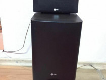 Sistem home Theater cu DVD LG HT 805 TH DVD