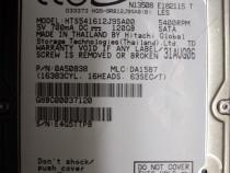 """Hard Disk-HDD Hitachi 120 Gb 2,5""""-Defect CODE: HTS541612J9SA"""