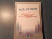 Pacea de maine documente de Petre Otu