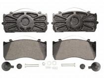 Placute frana MAN TGL TGS L 2000, Mercedes Atego MP 2 3 4 Ax