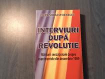 Interviuri dupa revolutie de Alex Mihai Stoenescu