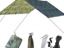 Prelata cort impermeabila pentru terasa, pescuit noua!