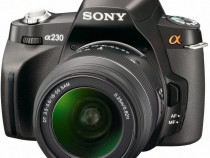 Aparat foto DSLR Sony DSLR-A230, Body