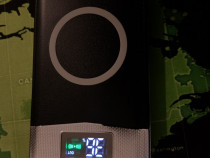 NOU Acumulator extern 12.000mAH USB si Wireless