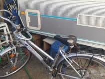Bicicleta putin folosita