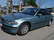 BMW 316 Ti 1.8 Benzina 115 Cp 12/2002 RAR facut