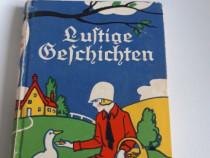 Carte veche carte pentru copii in limba germana