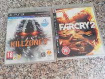 Jocuri PlayStation 3 (Killzone 3 & Farcray2)