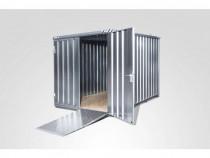 Container metalic asamblare rapida, nou, garantie 10 ani !