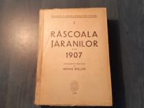 Rascoala taranilor din 1907 documente Mihail Roller