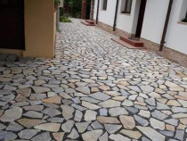Amenajare gradini-Montam piatra decorative