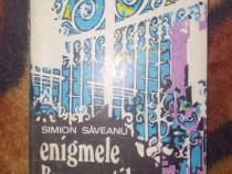 Enigmele Bucurestilor - Simion Saveanu