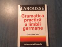 Gramatica practica a limbii germane exercitii F. Tard