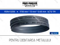 FERVI 0255 1735x13x8/12 panza fierastrau banda metal