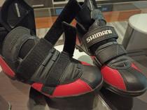 Pantofi Shimano ciclism SH-D100 , noi !! marimea 39