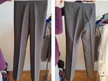 Pantaloni eleganti dama /femei - NAF NAF – Marimea M (38)