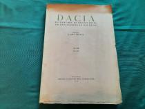 Dacia* recherches et decouvertes archeologiques en roumanie/